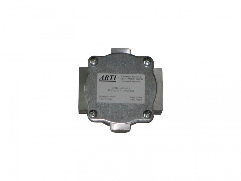 Фильтр газа бытовой ФГМК DУ-20-0,5 / DУ-15-0,5 Arti: купить, цена, отзывы, описание в интернет-магазине БТК-Центр Комплект